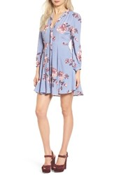 Astr Women's Kate Fit And Flare Dress