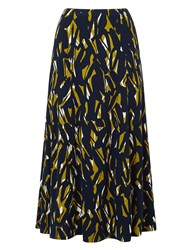 Eastex Tide Texture Skirt Multi Coloured Multi Coloured