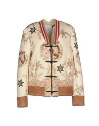 Callens Jackets Ivory