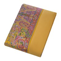 Etro Ronda Quilted Bedspread 270X270cm Yellow