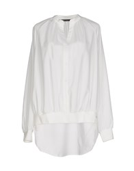 Fornarina Shirts Shirts Women White