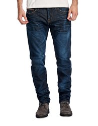 Cult Of Individuality Rocker Slim Jeans Blue