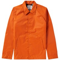 Vans Vault X Our Legacy Coach Jacket Orange