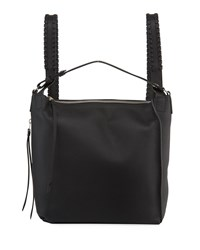 Allsaints Kita Small Whipstitched Backpack Black