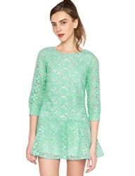 Pixie Market Beverly Mint Lace Dress