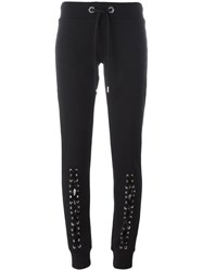 Philipp Plein 'Fauno' Track Pants Black