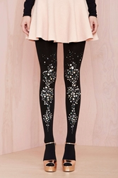 Nasty Gal Set In Stone Tights