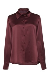 Martin Grant Classic Shirt Red