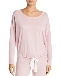 Eberjey Slouchy Tee Cashmere Rose