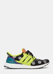 Adidas By Kolor Ultraboost Polka Dot Sneakers Black
