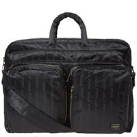 Neighborhood X Porter Yoshida And Co. Over Night Bag Black