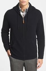 Nordstrom Classic Fit Zip Front Cashmere Hoodie