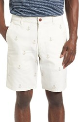 Dockersr Men's Dockers Better Broken In Stripe Shorts Saunders Anchor Critter