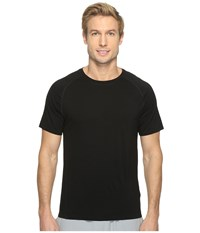Smartwool Merino 150 Baselayer Short Sleeve Black Men's T Shirt
