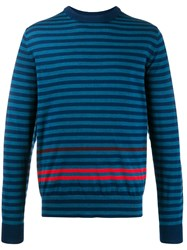 Paul Smith Ps Striped Knit Jumper 60