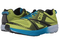Hoka One One Tracer 2 Citrus Cyan Men's Running Shoes Yellow