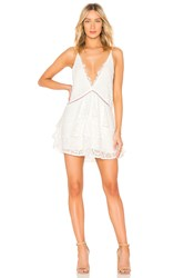 Beach Riot Maya Dress White