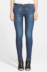 Joie Mid Rise Skinny Jeans Frontier