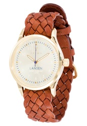 Triwa Lansen Last108 Watch Brown