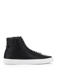 Givenchy Baseball Leather High Top Trainers