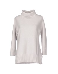Snobby Sheep Turtlenecks Light Grey