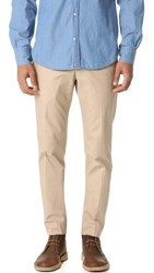 Club Monaco Connor Essential Dress Trousers Khaki