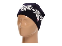 Dale Of Norway Sochi Masculine Hat C Navy Off White Knit Hats Black