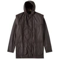 Barbour Classic Durham Wax Jacket Green