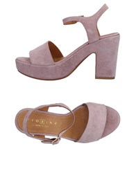 Fiorina Sandals Light Pink