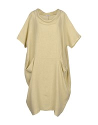 Saint Tropez Knee Length Dresses Sand
