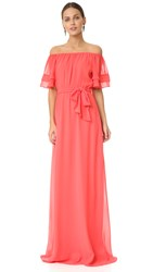 Joanna August Maggie Long Dress Summertime