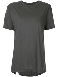 Bassike Classic Vintage T Shirt Grey