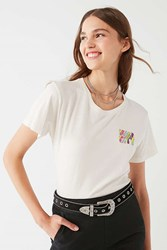 Urban Outfitters Broad City Tee Ivory