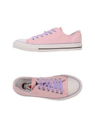 Tosca Blu Low Tops And Trainers Pink