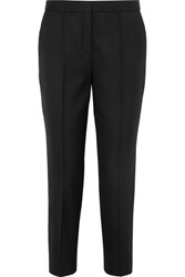 By Malene Birger Santsi Twill Tapered Pants Black