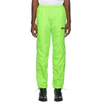 Misbhv Green Europa Track Pants