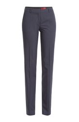 Hugo Hinass Wool Blend Trousers