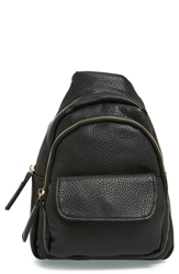Leith Tildon Sling Backpack Black