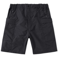 Nanamica Wind Cargo Short Black