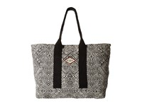Billabong Dreamin Deserts Handbag Black White Handbags