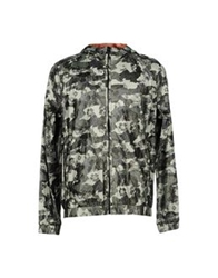 Fred Mello Jackets Grey