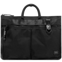 Porter Yoshida And Co. Briefcase Black