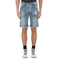 Nsf Men's Ewing Jean Shorts Light Blue