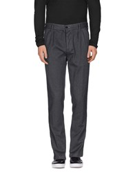 Myths Trousers Casual Trousers Men Steel Grey