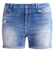Ltb Milena Denim Shorts Cascada Wash Light Blue Denim