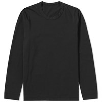 Ten C Long Sleeved Tee Black