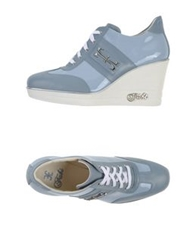 Fabi Low Tops And Trainers Sky Blue