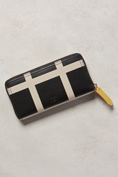 Orla Kiely Windowframe Wallet Black And White