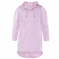 Ducktail Raincoats Children's Light Pink Tail Raincoat Pink Purple