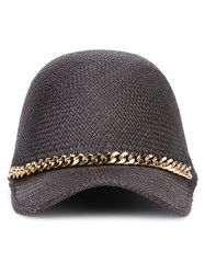 Stella Mccartney Falabella Cap Black